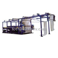 Fabric Dry-Sueding & Wet-Sueding Machine