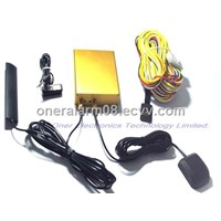 GSM/GPS/GPRS Vehicle Tracker