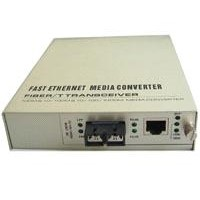 Gigabit Media Converter with Management