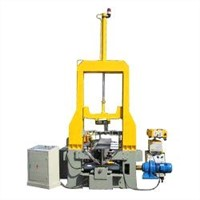 HG1800 H Beam Assembling Machine