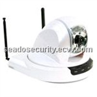 H.264 Internet Protocol Camera (IPC-7112)