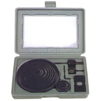 High Carbon Steel Hole Saw Kit
