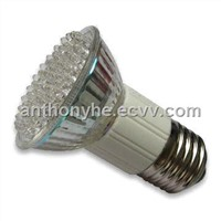 JDR E27 60LEDs High Brightness Spotlight