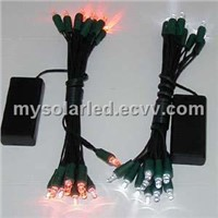 LED Battery String Light with Battery Box