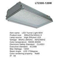 LED Tunnel Light 80W (LT2300-120W)