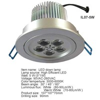 LED Down Lamp (IL07-5W)