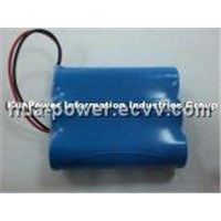 Li-ion Battery Pack (ICR18650 2200mAh 10.8V)