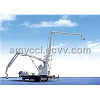 Mobile Marine Loading Arm