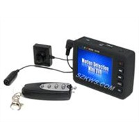 Motion Detection DVR With Spy Button Camera