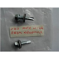 Self Drilling Hex Screw