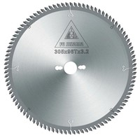 Sawblade for Cutting Laminated Panels