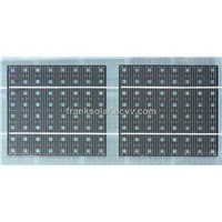 Solar Panel Semi-transparent Crystalline BIPV Module