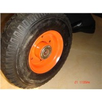 Solid Rubber Wheel (3.50-5)