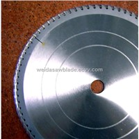TCT saw blade for laminated board