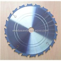 Tct Saw Blade with Anti Kick-Back Shoulder