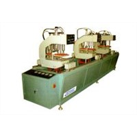 Three-Head Welding Machine for Colorful PVC Windows & Doors