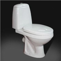 Washdown Close-Coupled Toilet