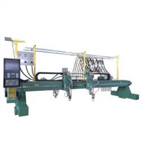 XLG Chuck Type CNC Plasma Pipe Cutting Machine