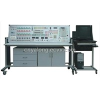 Yalong YL-110 PLC-Frequency Converter Trainer