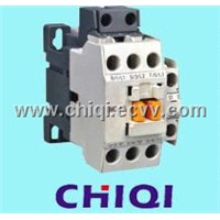 Contactor for electric motor starter