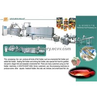 Fish Food/Pet food Processing Line