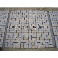 Granite Tumbled Paving Stone