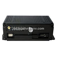 SD Card Mobile DVR with 3G and GPS