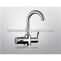 Hand Free Kitchen Faucet