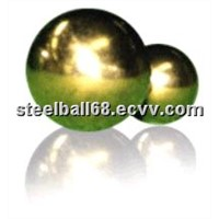 Carbon Steel Balls Drilled Balls Brass ball