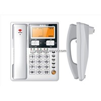 2 Line Corded Caller ID Phone