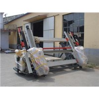 CNC Four-Head Corner Crimping Machine for Aluminum Windows & Doors