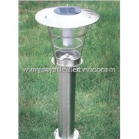 Solar LED Stainless Lawn Light