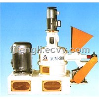 Grinding machine for foodstuff