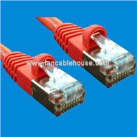 100FT Cat5E STP Red