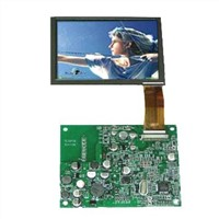 "3.5"" TFT LCD Module Touch Screen Selectable"
