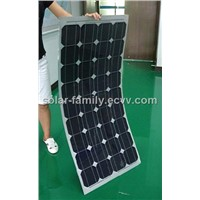 80W/18V Thin Film Flexible Crystalline Solar Module