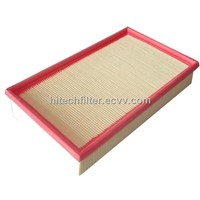 PU Air Filter BMW air filter 13721707021 auto air filter car air filter