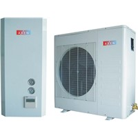 All in One Heat Pump - Split System