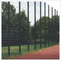 Aluminum Security Fence