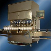 Automatic Soft Bottle Filling Machine (JG-10A)