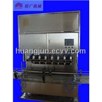 Automatical Edible Oil Filling Machine