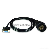 BENZ 38P TO DB 9PIN cable