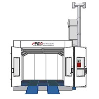 Baking Booth AE-10