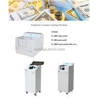 Banknote Vacumm  Counting Machine
