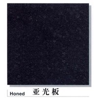 Black of Fuding Honed Countertops Tiles