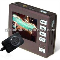 Button Pinhole Video Camera + DVR - Great Hidden Surveillance