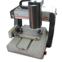 CNC Engraving Machine with Mini Automatic Rotary Device
