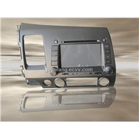 Car DVD for Honda Civic With GPS/ipod/bluetooth/touchscreen/FM/AM/USB