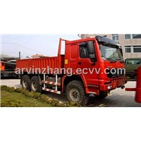 Cargo Truck-HOWO 6*6/All Terrain Vehicle
