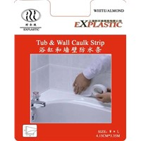 Caulk Strip for Bathtub & Wall